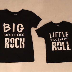 Big Brother / Little Brother Shirts